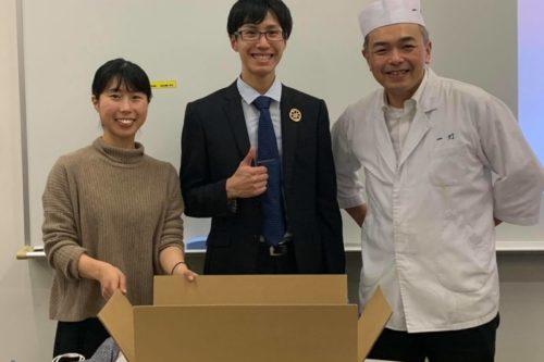 「小判天はなれ 一灯」長田料理長